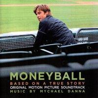 """Обложка саундтрека к фильму """"Человек, который изменил всё"""" / Moneyball (2011)"""