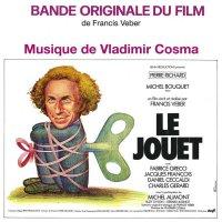 "Обложка саундтрека к фильму ""Игрушка"" / Le jouet (1976)"