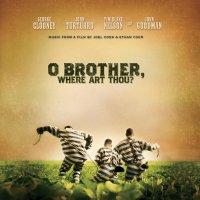 "Обложка саундтрека к фильму ""О, где же ты, брат?"" / O Brother, Where Art Thou? (2000)"