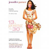 13 Going on 30: Score (2004) soundtrack cover