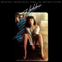 Flashdance (1983) soundtrack cover