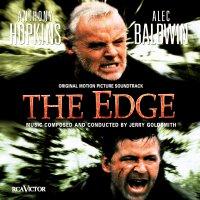 """Обложка саундтрека к фильму """"На грани"""" / The Edge (1997)"""