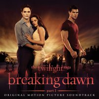 The Twilight Saga: Breaking Dawn - Part 1 (2011) soundtrack cover
