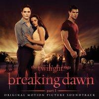 """Обложка саундтрека к фильму """"Сумерки. Сага. Рассвет: Часть 1"""" / The Twilight Saga: Breaking Dawn - Part 1 (2011)"""