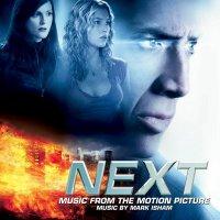 """Обложка саундтрека к фильму """"Пророк"""" / Next (2007)"""