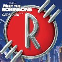 """Обложка саундтрека к мультфильму """"В гости к Робинсонам"""" / Meet the Robinsons (2007)"""