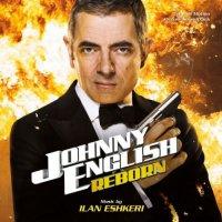 Johnny English Reborn (2011) soundtrack cover