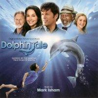 """Обложка саундтрека к фильму """"История дельфина"""" / Dolphin Tale (2011)"""