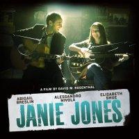 """Обложка саундтрека к фильму """"Джэни Джонс"""" / Janie Jones (2010)"""