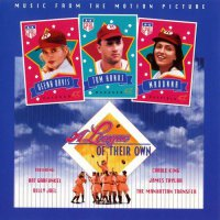 A League of Their Own (1992) soundtrack cover