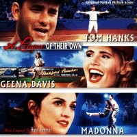 A League of Their Own: Score (1992) soundtrack cover