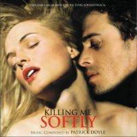 """Обложка саундтрека к фильму """"Убей меня нежно"""" / Killing Me Softly (2001)"""