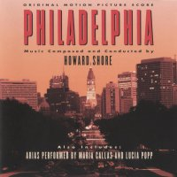 Philadelphia: Score (1993) soundtrack cover