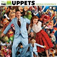 """Обложка саундтрека к фильму """"Маппеты"""" / The Muppets (2011)"""