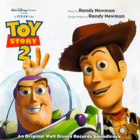 Toy Story 2 (1999) soundtrack cover