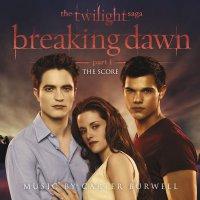 """Обложка саундтрека к фильму """"Сумерки. Сага. Рассвет: Часть 1"""" / The Twilight Saga: Breaking Dawn - Part 1: Score (2011)"""