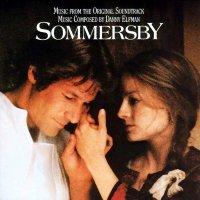 "Обложка саундтрека к фильму ""Соммерсби"" / Sommersby (1993)"