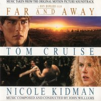 Far and Away (1992) soundtrack cover