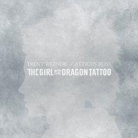 """Обложка саундтрека к фильму """"Девушка с татуировкой дракона"""" / The Girl with the Dragon Tattoo (2011)"""