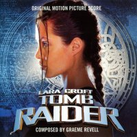 Lara Croft: Tomb Raider: Score (2001) soundtrack cover