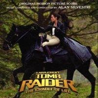 Lara Croft Tomb Raider: The Cradle of Life: Score (2003) soundtrack cover