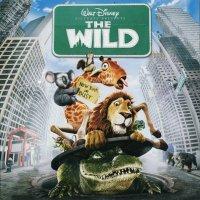"""Обложка саундтрека к мультфильму """"Большое путешествие"""" / The Wild (2006)"""