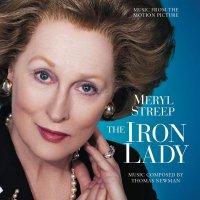 """Обложка саундтрека к фильму """"Железная леди"""" / The Iron Lady (2011)"""