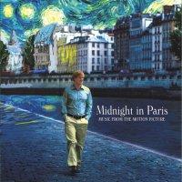 """Обложка саундтрека к фильму """"Полночь в Париже"""" / Midnight in Paris (2011)"""