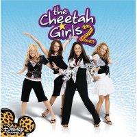 """Обложка саундтрека к фильму """"Чита Гёрлз в Барселоне"""" / The Cheetah Girls 2 (2006)"""