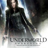 """Обложка саундтрека к фильму """"Другой мир: Пробуждение"""" / Underworld: Awakening (2012)"""