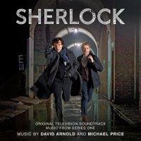 """Обложка саундтрека к сериалу """"Шерлок"""" / Sherlock (2010)"""