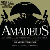 """Обложка саундтрека к фильму """"Амадей"""" / Amadeus (1984)"""