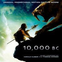 10,000 BC (2008) soundtrack cover
