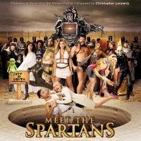 Meet the Spartans (2008) soundtrack cover