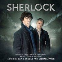 """Обложка саундтрека к сериалу """"Шерлок"""" / Sherlock - Series 2 (2010)"""