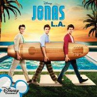 """Обложка саундтрека к сериалу """"Братья Джонас"""" / Jonas (2009)"""