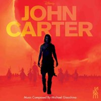 "Обложка саундтрека к фильму ""Джон Картер"" / John Carter (2012)"