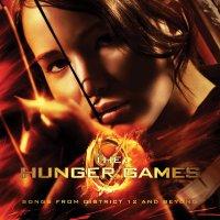 """Обложка саундтрека к фильму """"Голодные игры"""" / The Hunger Games (2012)"""