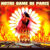 Notre-Dame de Paris (1998) soundtrack cover