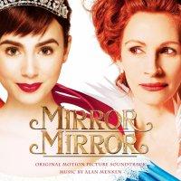 """Обложка саундтрека к фильму """"Белоснежка: Месть гномов"""" / Mirror Mirror (2012)"""