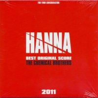 Hanna: Score (2011) soundtrack cover