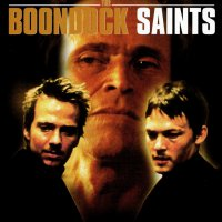 """Обложка саундтрека к фильму """"Святые из Бундока"""" / The Boondock Saints (1999)"""