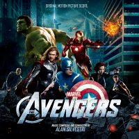 The Avengers (2012) soundtrack cover