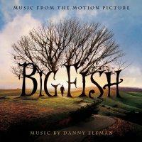 """Обложка саундтрека к фильму """"Крупная рыба"""" / Big Fish (2003)"""