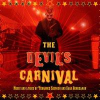 """Обложка саундтрека к фильму """"Карнавал Дьявола"""" / The Devil's Carnival (2012)"""