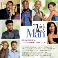 "Обложка саундтрека к фильму ""Думай, как мужчина"" / Think Like a Man (2012)"