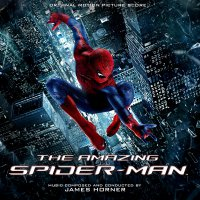 The Amazing Spider-Man (2012) soundtrack cover