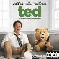 """Обложка саундтрека к фильму """"Третий лишний"""" / Ted (2012)"""