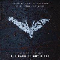 """Обложка саундтрека к фильму """"Темный рыцарь: Возрождение легенды"""" / The Dark Knight Rises (2012)"""