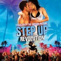 "Обложка саундтрека к фильму ""Шаг вперед 4"" / Step Up Revolution (2012)"